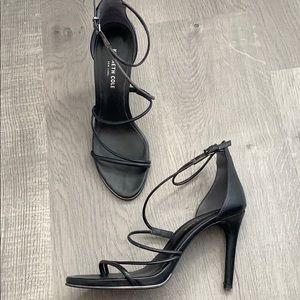 Kenneth Cole Wrap Sandal Heels